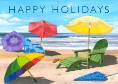 Beach Happy Holidays picture