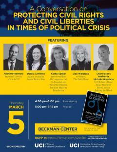 UCI Civil Rights Event