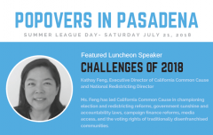 Popovers in Pasadena