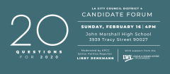 CD4 Candidate Forum