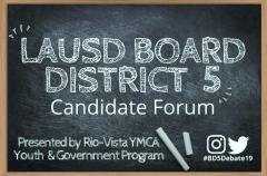 student candidate forum