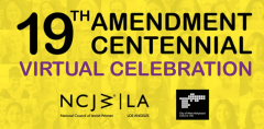 19th Amendment Virtual Celebration