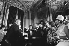 LBJ and Voting Rights Act photo