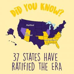 ERA Ratified by 37 States
