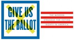 Give Us the Ballot - Book Cover Art