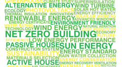 Net Zero Energy Usage