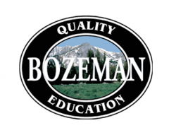 Bozeman Schools Logo