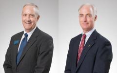 State Representatives Bruce Grubbs and Jim Hamilton