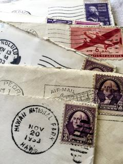 Postmarked Letters