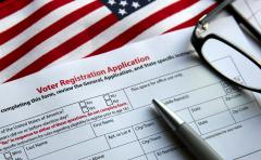 Voter Registration Application