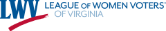 Picture of LWV of Virginia logo in color
