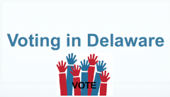 League of Women Voters of Delaware Elections and Voting Advocacy Subcommittee monthly meeting