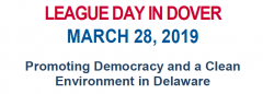 League Day in Dover, March 28, 2019