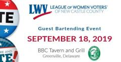 Guest Bartending Event Sept 18, 2019 - BBC Tavern and Grill - Save the Date!