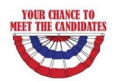 candidate forum generic