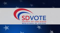 Registrar of Voters Logo
