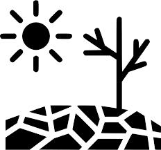 Drought clip art