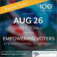 Equality Day Register Today!