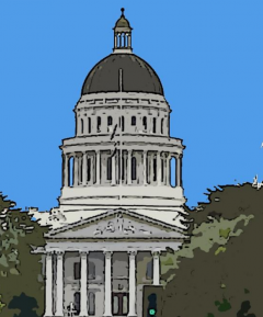 Image of CA statehouse