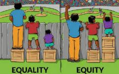 Equality/Equity