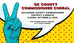 OK County Commissioner Corral: Debate to pit Brian Maughan v. Spencer Hicks