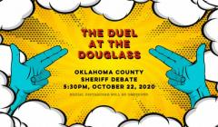 Duel at the Douglass: Wayland Cubit, Tommie Johnson to debate for Oklahoma County sheriff