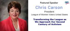 Chris Carson Featured Speaker