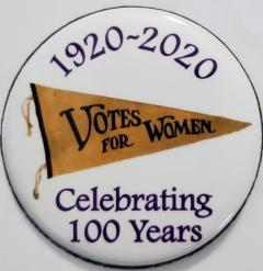 Votes for Women-Celebrating 100