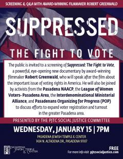 Suppressed-The Fight to Vote JPG
