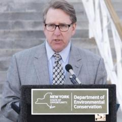 Mark Lowery, Office of Climate Change, NYS Department of Environmental Conservation