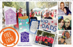 100 DADs community photos