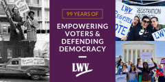LWVUS - Celebrating our 99th Birthday!