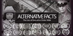 Alternative Facts with various commendations for the documentary