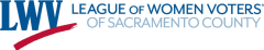 League of Women Voters Sacramento logo