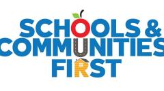 Schools and Communities First Logo