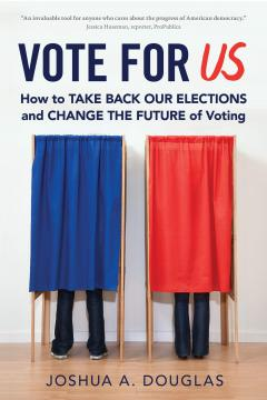Vote for us book discussion