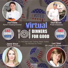 Virtual Dinners For Good