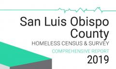 A Homelessness Report for San Luis Obispo County 2019
