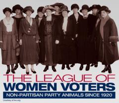 League of Women Voters 1920