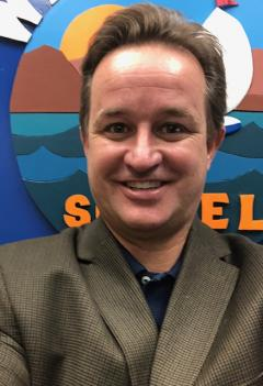 Scott Turnbull, Superintendent at Soquel Union Elementary School District