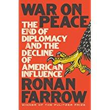 "Cover of ""War on Peace"""