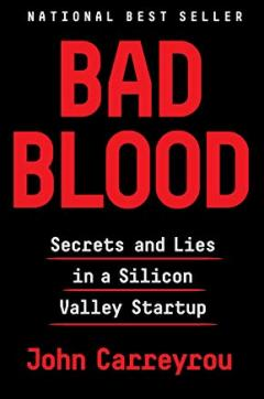 Cover Shot of Book Bad Blood