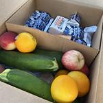 Image: Box of produce