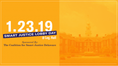 January 23, 2019 Smart Justice Lobby Day