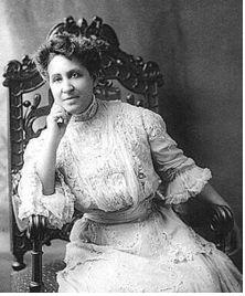 photo of Mary Church Terrell
