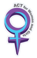 ACT for Women and Girls Logo