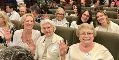 LWV VC at Ventura City Council for International Women'd Day