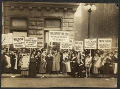 US Suffragettes