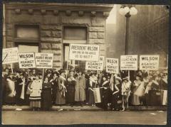 US Suffragettes