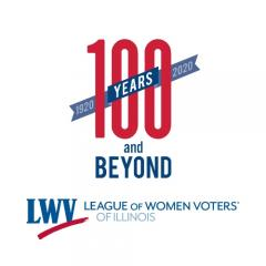 100 Years and Beyond - The League of Women Voters image